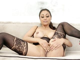 Sexy Indian Milf Priya Rai Pleases Her Sexual Urges - PriyaRai