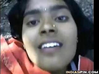 Indian Couple Having Sex Outside