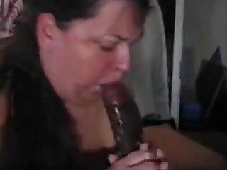 White Wife Love Suck The Black Dick