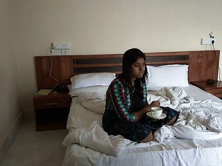 indian secretary in hotel part 1
