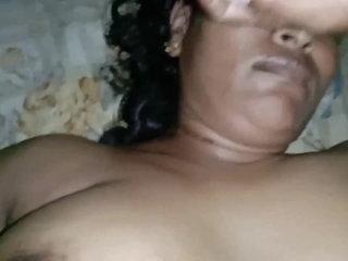 Indian chubby aunty