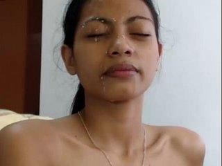 Cum All Over Indian Girl - BasedCams.com