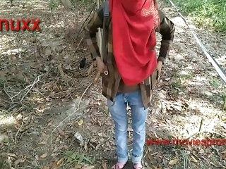 My hot girlfriend outdoor teen sex fucking pussy indian desi