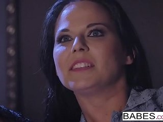 Babes - Step Mom Lessons - (Simony Diamond) - Movie Night