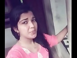 Malayali teen selfie for boyfriend