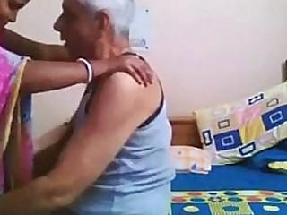 Bangla Lovely Aunty Sucking n Fucking