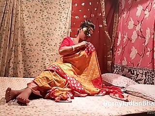 beautiful indian bhabhi sensational honeymoon night fucking in a bedroom for public