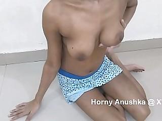 big tits girl masturbation