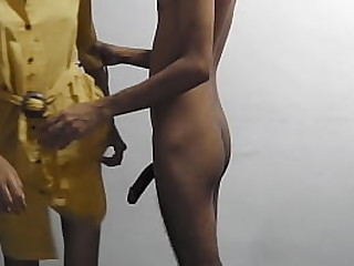 indian desi couple fucked standing and doggystyle