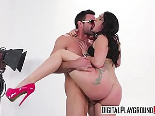 Bitch Mandy Muse getting fucked by Charles Dera