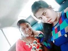 Tamil Lesibian girls TikTok collections part:2