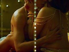 Indian Actress Isha Chabbra Hot Sex in Kamasutra Way