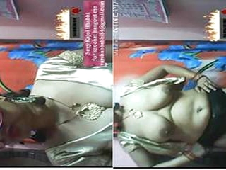 Today's Exclusive - Sexy Desi Kajol Bhabhi Hot C...